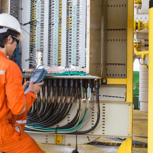 réparation fil électrique