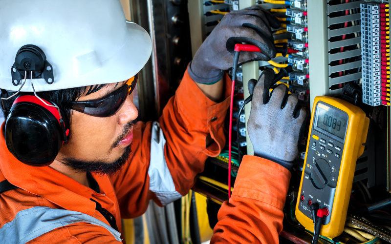 De parfaits services de maintenance avec nos électriciens