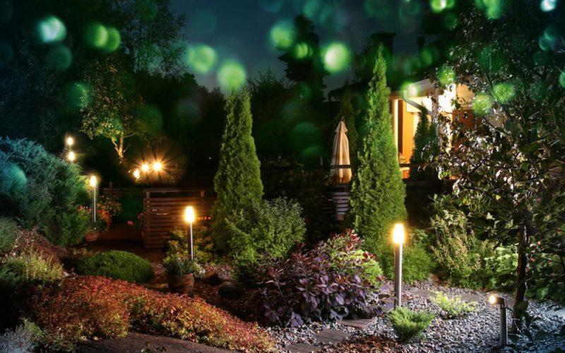 Un éclairage adapté à l'emplacement et au décor